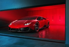 2016 Lamborghini Huracan LP 580 2 Novitec Torado обои hd