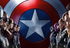 Капитан Америка против Железного человека мстители об…