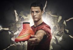 4K, Криштиану Роналду, Nike, Mercurial, бутсы, Cristiano Ronaldo, спорт