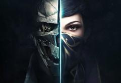 Dishonored 2, Компьютерная игра, дисхоноред 2, emily обои