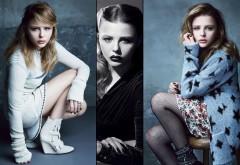 Хлоя Грейс Морец разных возрастов на фото