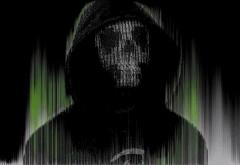 Watch Dogs 2, dedsec, игра, 3840x2160, 4K, хакер, череп в капюшоне обои