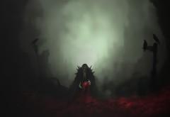 Магия крови, Blood Magic, игра, Алтарь крови обои
