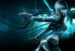шутер, Ghost in the Shell: Stand Alone Complex - First Assault Online игра обои