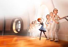 Балерина, рыжая, балерины, Ballerina, 2016, Ангелина, мультфил�…