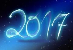 Обои Нового года 2017 в разрешении 4K 3840x2160