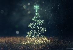 Рождественская елка, christmas tree, гирлянды, огни, Новый год…