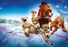 лава, Ледниковый период, мультфильм, Мэнни, Сид, Диего, �…