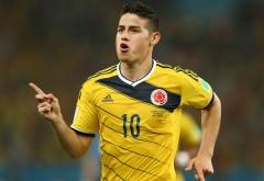 Хамес Родригес, футболист, спорт, колумбийский футболи…