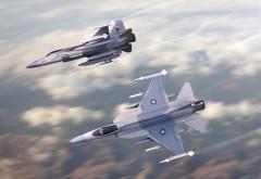 HD обои, JF-17 Thunder, Тандер, истребитель, небо, истребители, …