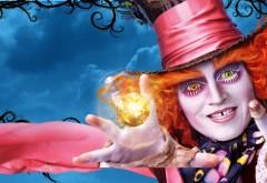 Алиса в Зазеркалье, безумный шляпник, Johnny Depp, Джонни Де�…