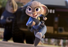 Judy Hopps, Disney, zootopia, зверополис, дисней, Джуди Лаверн Хопс, крольчиха, полицейская, обои, мультфильм