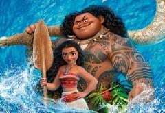 Моана Ваялики, Мауи, hd обои, моана, moana, мультфильм, дисн�…