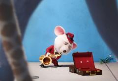 Майк, мультфильм, зверопой, mike, sing, HD обои, animation, пой