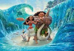 hd обои, моана, moana, мультфильм, Disney, природа, Моана Ваяли�…