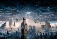 лондон, день независимости, возрождение, уничтожение, �…
