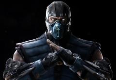 Саб-Зиро, subzero игра Mortal Kombat X обои