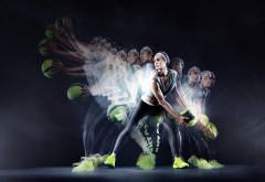 женщины, фитнес-мяч, тренировки, девушка, спорт, обои, т�…