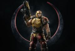 ranger, рейнджер, Quake Champions, Game, квейк, игра, фэнтези, шутер