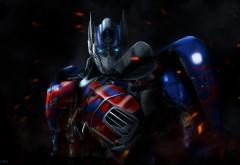 Оптимус Прайм, Optimus Prime, трансформер, фильм, обои, HD