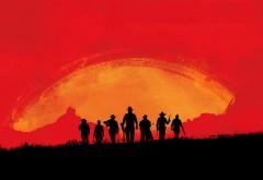 Red Dead Redemption 2 2017 игра скачать обои на рабочий стол