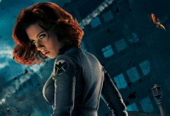 Scarlett Johansson, Черная Вдова, Black Widow, Natasha Romanoff, Скарлетт Йох�…