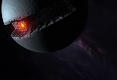 База, Старкиллер, Звёздный убийца, Starkiller Base, ледяная планета, Звёздные войны, сага обои