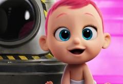 Аисты, анимация, мультфильм, ребенок, улыбка, настроени…