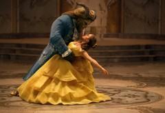 Красавица и чудовище, фильм, 2017, сказка, бал, танец, обои