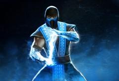 Саб-Зиро, Mortal Kombat, мортал комбат, Sub-Zero обои