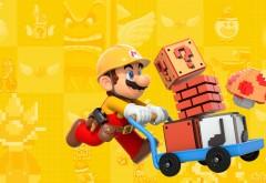 Super Mario Maker, игра, Nintendo, Марио