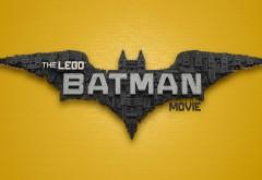 Логотип, летучая мышь, мультфильм, Лего, фильм, Бэтмен о…