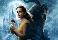 красавица и чудовище, фильм, 2017, сказка, роза, замок, обо…