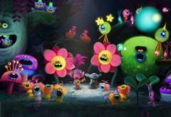 Тролли, trolls, animation, мультфильм обои HD