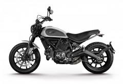 мотоцикл, Ducati Scrambler Icon, Дукати Скремблер, 3840x2160, 4k обои HD