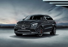 2016 Mercedes-AMG GLE63 Coupe от ателье Larte Design обои HD