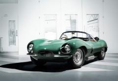 Jaguar XKSS, 2016, родстер, автомобиль обои HD