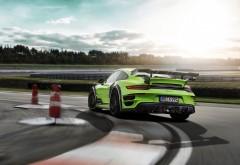 Techart Porsche 911 Turbo GTstreet R фото HD