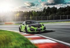 Techart Porsche 911 Turbo GTstreet R обои HD