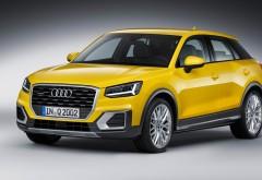 4k, 3840x2160, 2017, Audi Q2, Ауди, паркетник, кроссовер обои