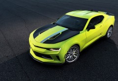 Chevrolet Camaro Turbo AutoX концепт кар обои HD