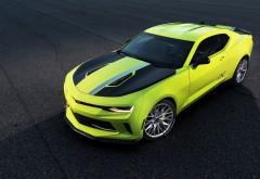 Chevrolet Camaro Turbo AutoX концепт кар обои HD