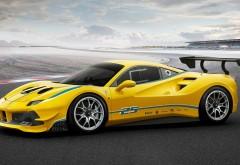 2017 Ferrari 488 Сhallenge обои HD