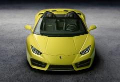2017 Lamborghini Huracan RWD Spyder обои HD