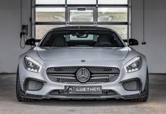 2017 Luethen Motorsport Mercedes AMG GT Mercedes Benz обои HD