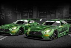 2017 Mercedes-AMG GT3 обои