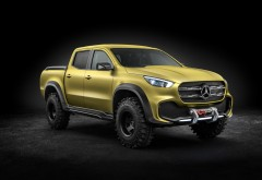 Mercedes-Benz Concept X Class Pickup Adventurer концепт пикап  обои