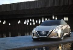 2017 Nissan Vmotion 2.0 Концепт автомобиль обои