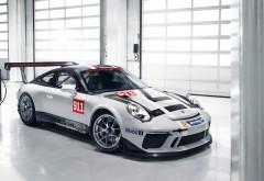 2017 Porsche 911 GT3 Cup обои спорткара купе