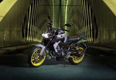 2017 Yamaha MT 09 Europe обои мотоцикла